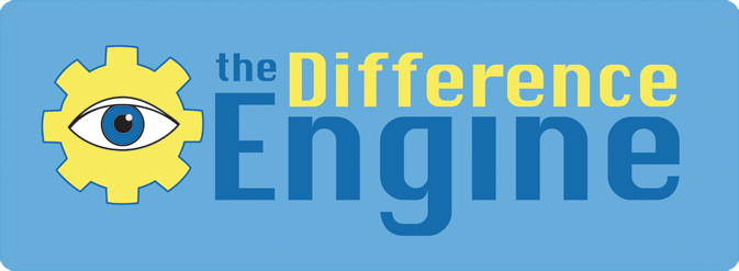 Difference Engine logotype